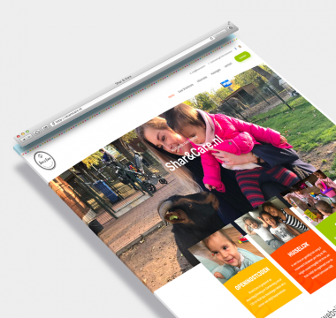 Shar&Care website op maat